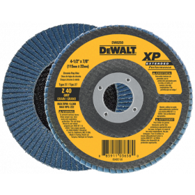 FLAP DISC DEWALT