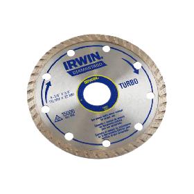 Disco Diamantado Turbo 110 mm X 20 mm