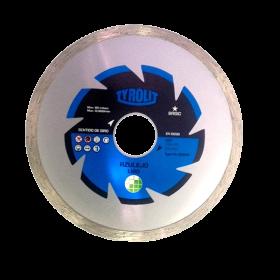 Disco Diamantado Liso 110 mm X 20 mm Tyrolit