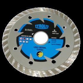 Disco D. Segmentado 110 mm X 20 mm - Tyrolit